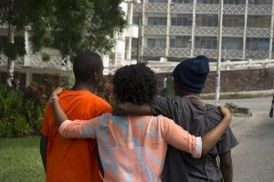 Friends can turn on each other in school discipline matters