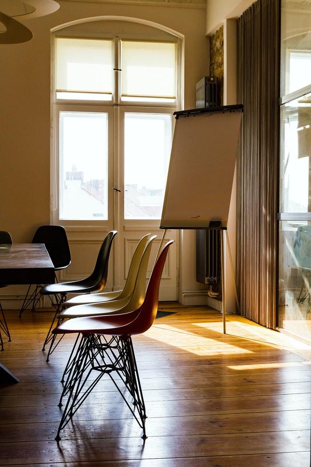 IEP meeting room