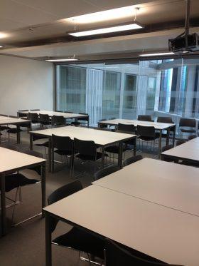 SDC classroom student